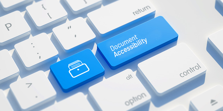 Why accessible documents are crucial for a business